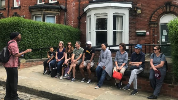 Leeds Black History Walk